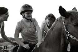 Hippotherapy and Down Syndrome